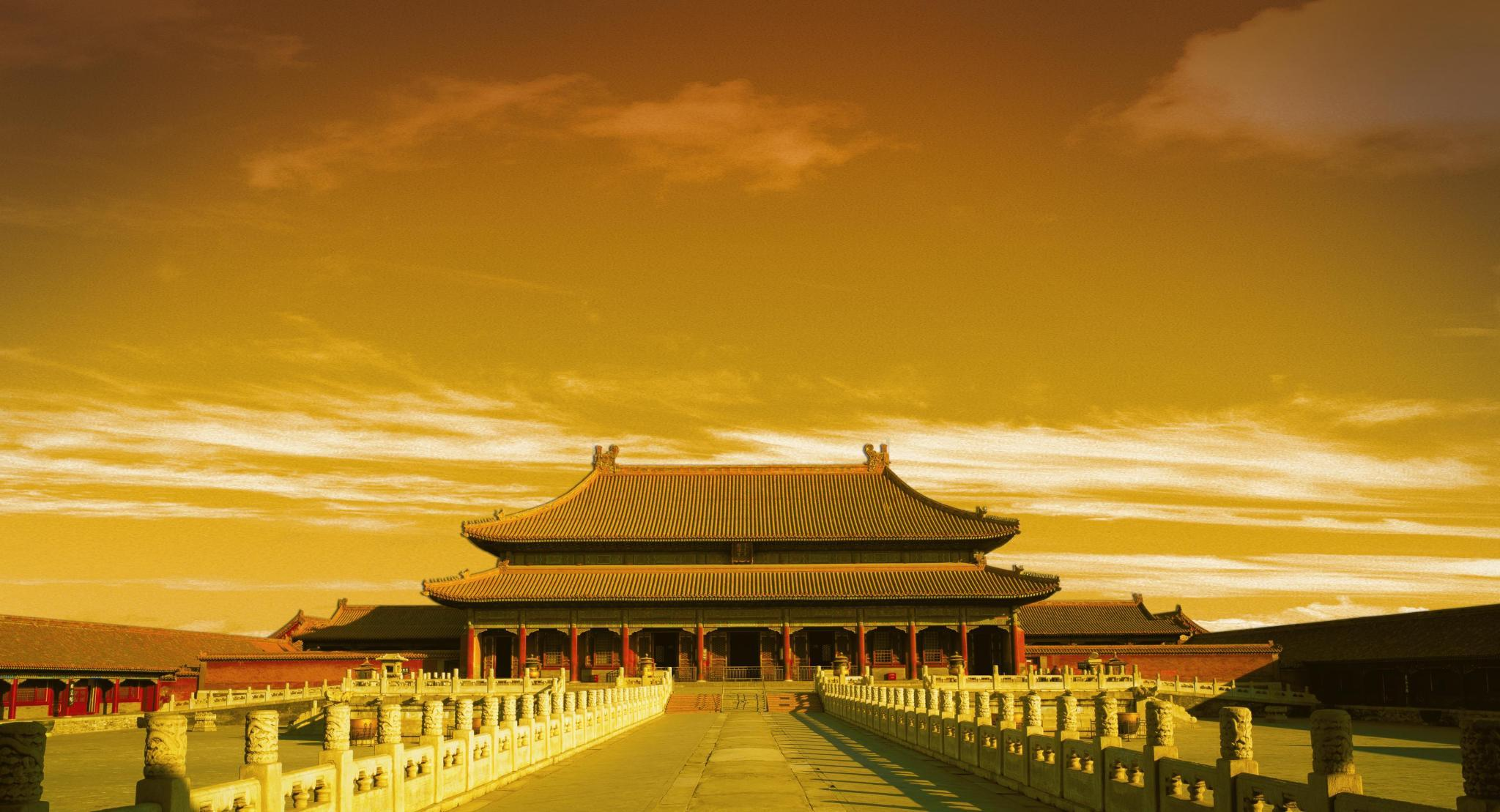 The-Forbidden-City-in-China